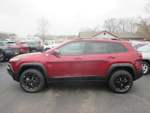2015 Jeep Cherokee for sale in Lebanon, OH