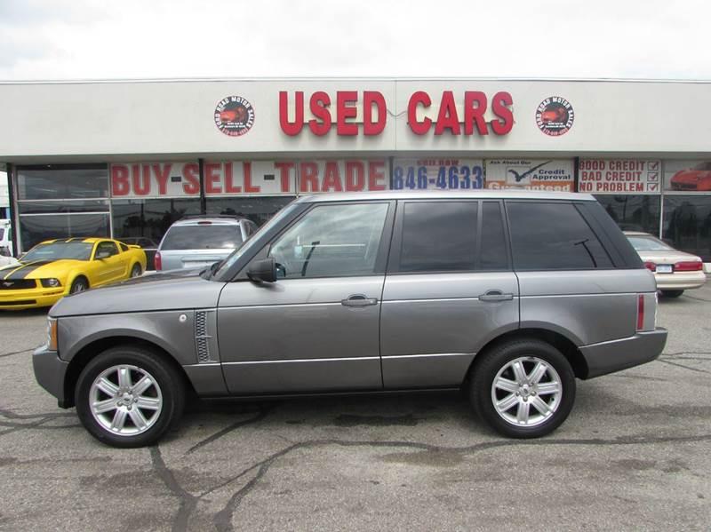 Land Rover Farmington Hills Mi >> Land Rover Range Rover for sale in Michigan - Carsforsale.com