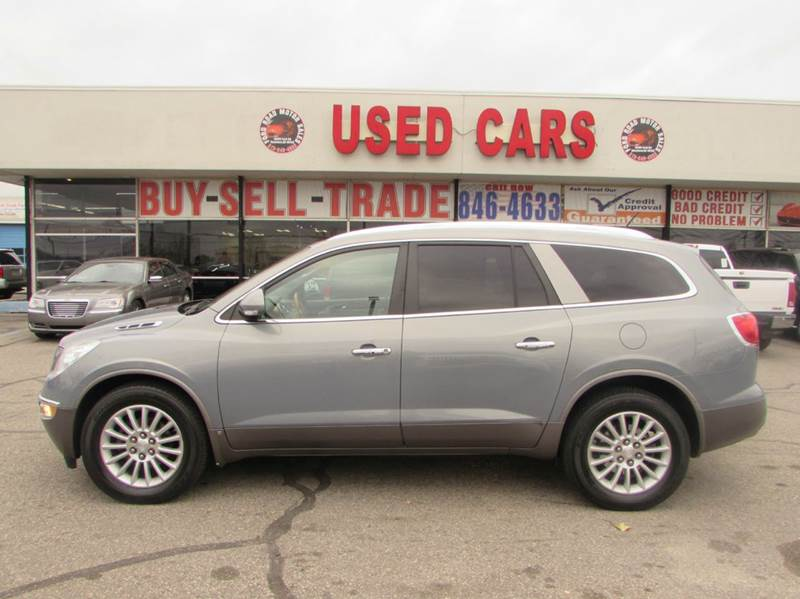 Buick Enclave For Sale In Newark Oh Carsforsale Com