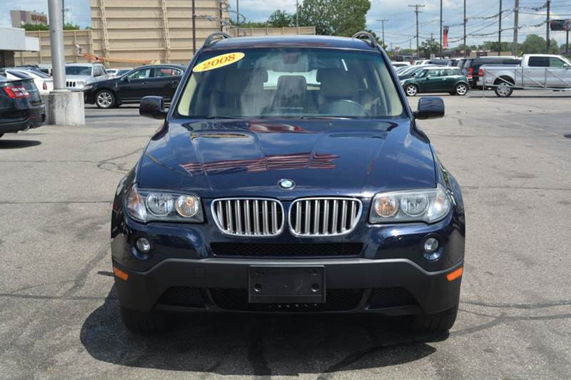 2008 bmw x3 awd 4dr suv in dearborn mi ford road. Black Bedroom Furniture Sets. Home Design Ideas