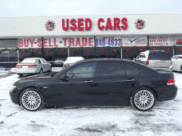 used 2008 bmw 7 series 750li in dearborn mi at ford road