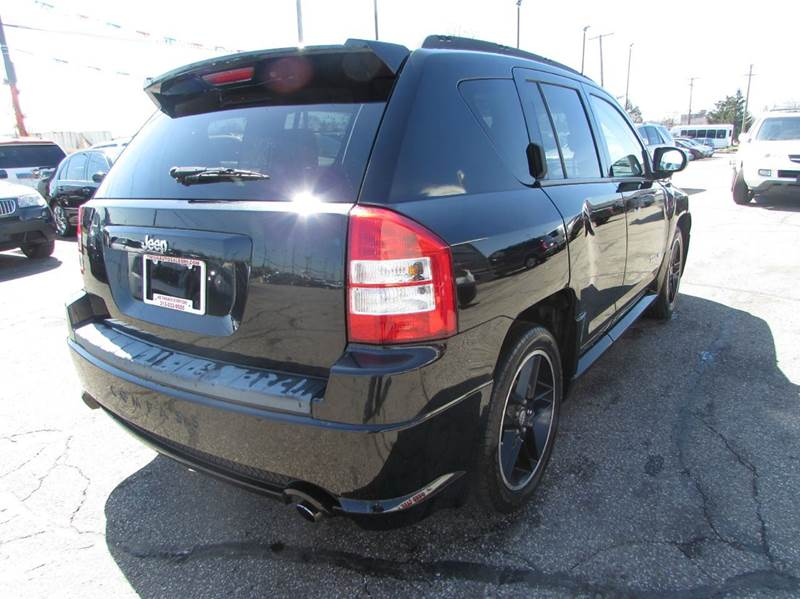 2008 jeep compass in dearborn mi ford road motor sales