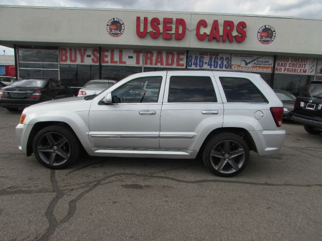 2008 jeep grand cherokee srt8 4x4 suv in dearborn allen park berkley ford road motor sales. Black Bedroom Furniture Sets. Home Design Ideas