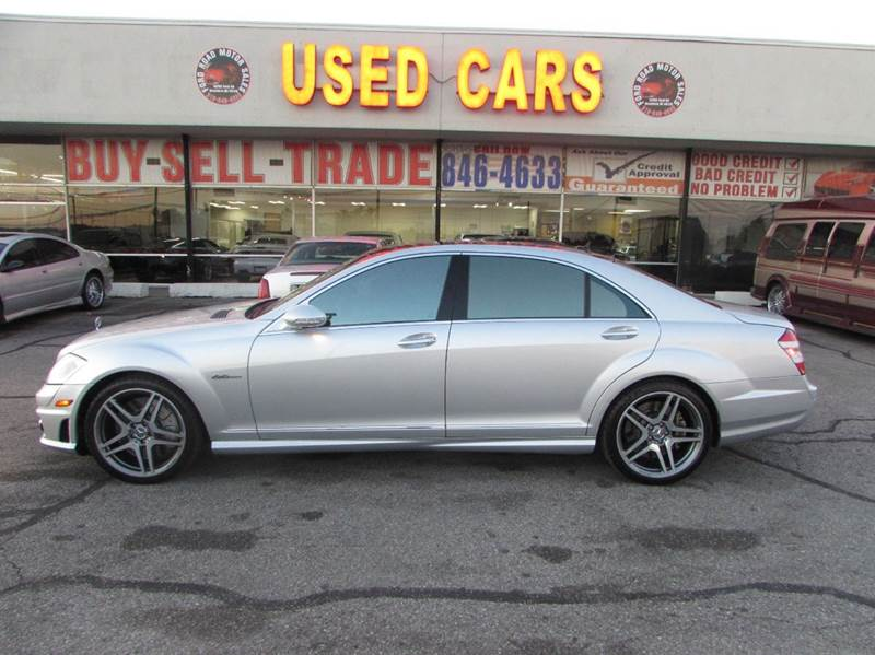 2008 mercedes benz s class s63 amg s63 amg 4dr sedan in for Mercedes benz bloomfield mi