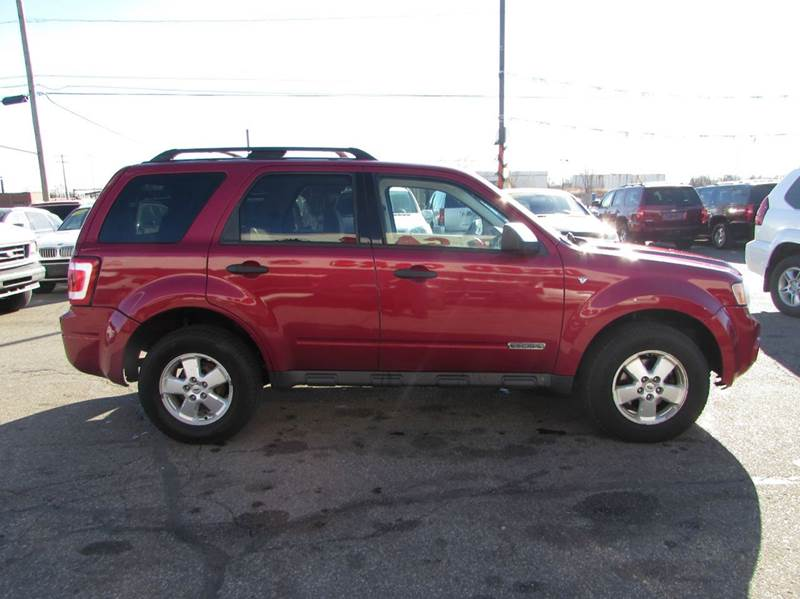 2008 Ford Escape Xlt Awd 4dr Suv V6 In Dearborn Mi Ford