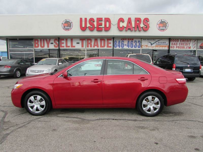 toyota camry for sale in dearborn mi. Black Bedroom Furniture Sets. Home Design Ideas