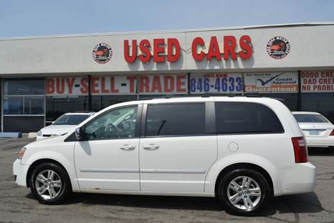 2008 Dodge Grand Caravan for sale in Dearborn, MI