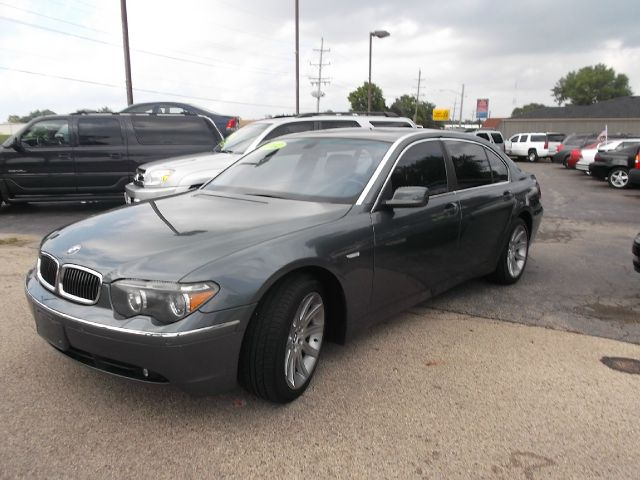 2002 bmw 745il 82000 miles bmw 745li for sale in south elgin illinois. Black Bedroom Furniture Sets. Home Design Ideas