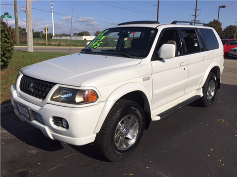 2002 Mitsubishi Montero Sport for sale in South Elgin, IL