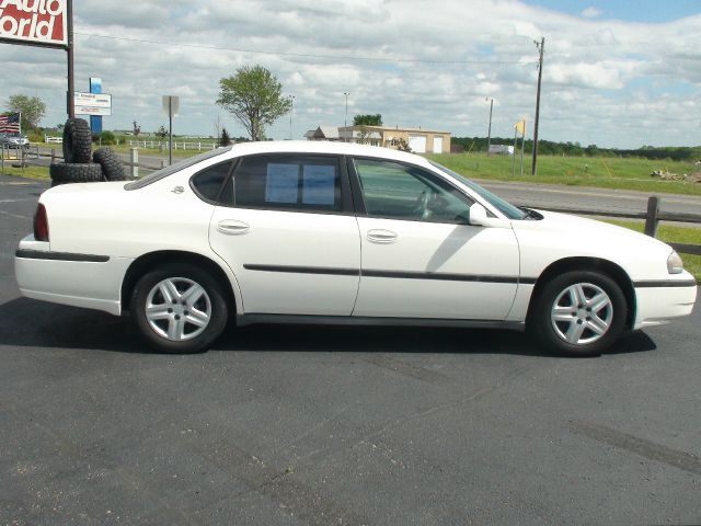 2004 Chevrolet Impala 4dr Sedan - Traverse City MI