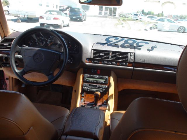 1997 Mercedes-Benz S-Class S500 - Traverse City MI
