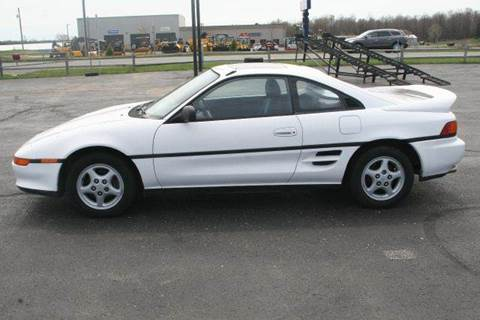 1991 Toyota MR2 For Sale in Lyons, KS - Carsforsale.com