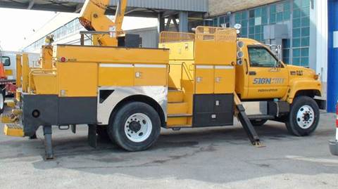 2001 GMC TOPKICK for sale in Traverse City, MI