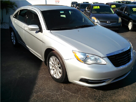 2011 Chrysler 200 for sale in St. Petersburg, FL