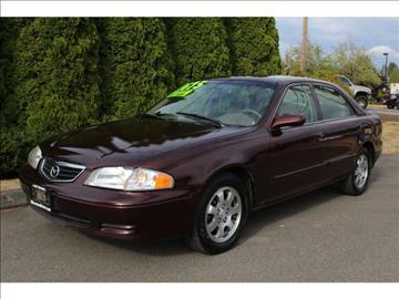 2001 Mazda 626 for sale in Monroe, WA