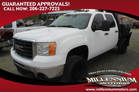 2009 GMC Sierra 2500HD for sale in Monroe, WA