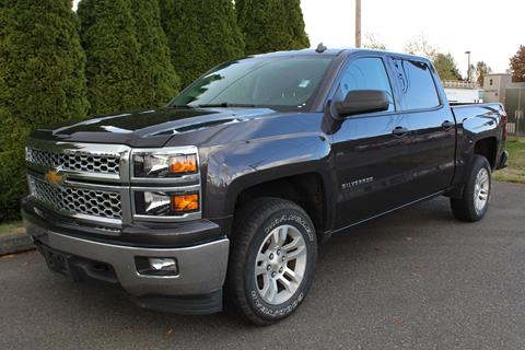 2014 Chevrolet Silverado 1500 for sale in Monroe, WA
