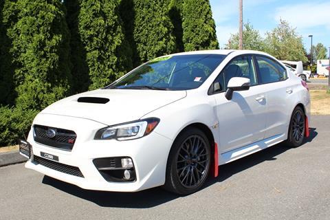 2016 Subaru WRX for sale in Monroe, WA