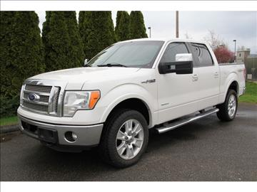 2012 Ford F-150 for sale in Monroe, WA