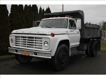 1977 Ford F-700 for sale in Monroe, WA