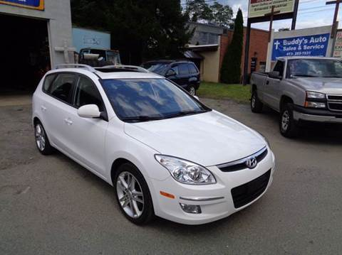 2012 Hyundai Elantra Touring for sale in Palmer, MA