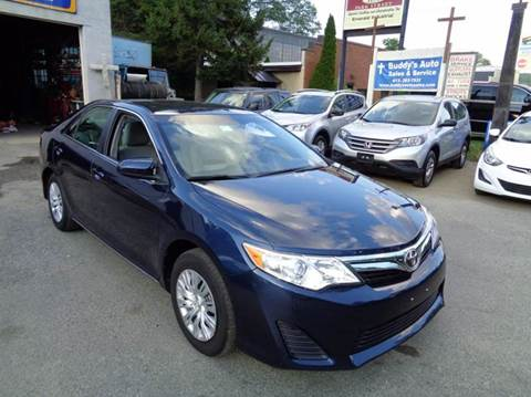 2014 Toyota Camry for sale in Palmer, MA