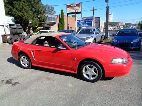 2004 Ford Mustang for sale in Palmer, MA
