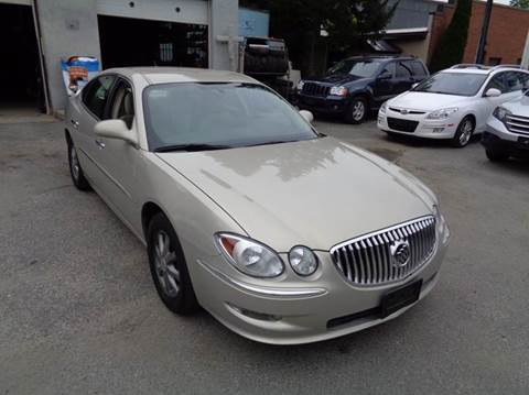 2009 Buick LaCrosse for sale in Palmer, MA