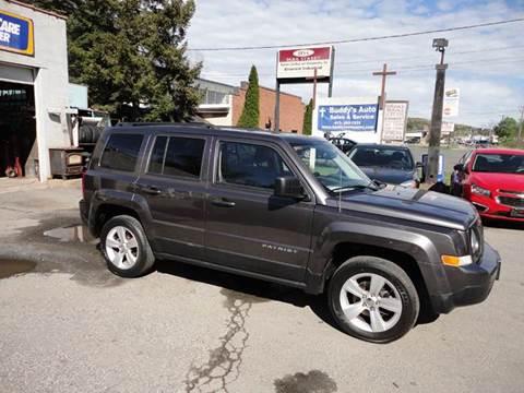 2015 Jeep Patriot for sale in Palmer, MA