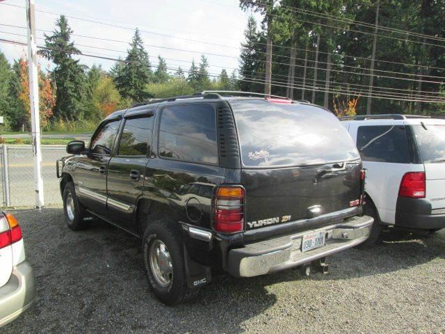 2002 GMC Yukon