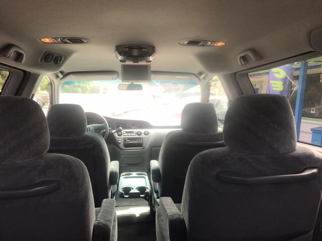 2003 Honda Odyssey EX 4dr Mini-Van - Puyallup WA