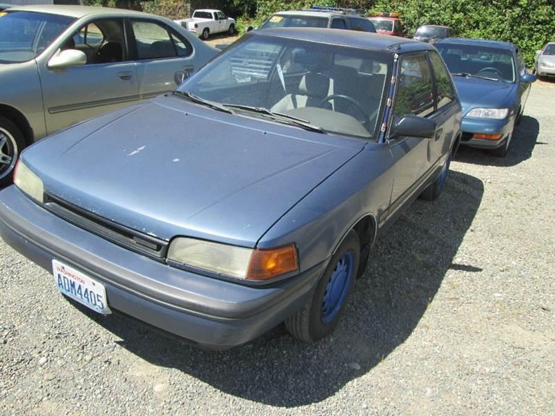 1990 Mazda 323