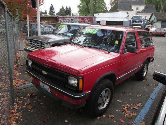 1991 Chevrolet S-10 Blazer