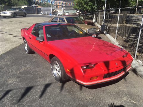 1985 Chevrolet Camaro for sale in Puyallup, WA