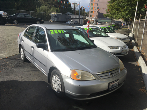 2001 Honda Civic for sale in Puyallup, WA