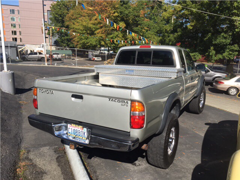 2004 Toyota Tacoma for sale in Puyallup, WA