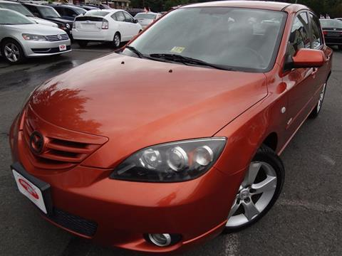 2005 Mazda MAZDA3 for sale in Manassas, VA