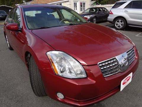 2004 Nissan Maxima for sale in Manassas, VA