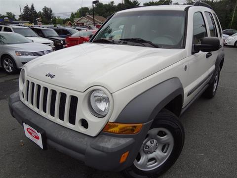 2006 Jeep Liberty for sale in Manassas, VA