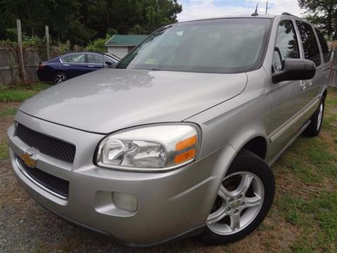 2005 Chevrolet Uplander for sale in Manassas, VA