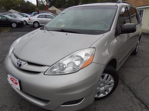 2007 Toyota Sienna for sale in Manassas, VA