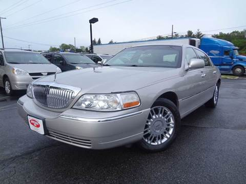 2007 Lincoln Town Car for sale in Manassas, VA