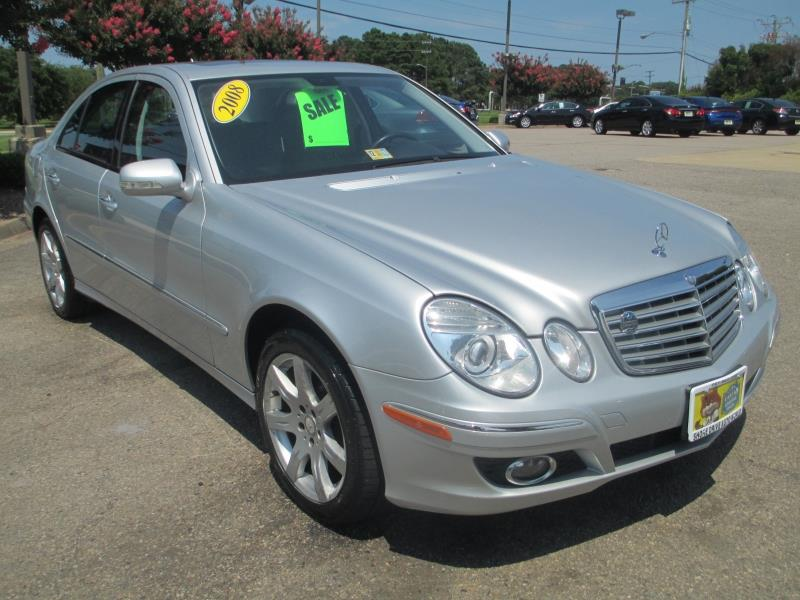 2008 mercedes benz e class awd e350 4matic 4dr sedan in for Mercedes benz virginia beach