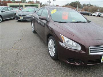 2014 Nissan Maxima for sale in Virginia Beach, VA