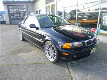 2002 BMW 3 Series for sale in Auburn, WA