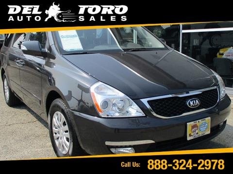 2014 Kia Sedona for sale in Auburn, WA