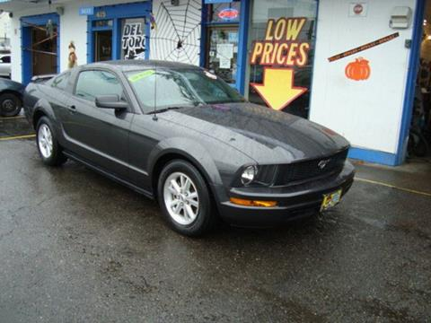 2007 Ford Mustang for sale in Auburn, WA