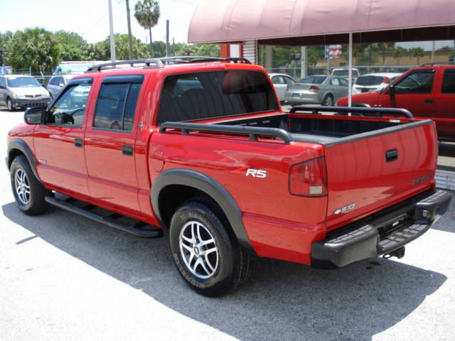 2003 chevrolet s10 ls crew cab 4wd for sale in gibsonton riverview brandon gagel 39 s auto sales inc. Black Bedroom Furniture Sets. Home Design Ideas