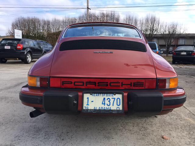 1976 Porsche 912E  - Birmingham AL