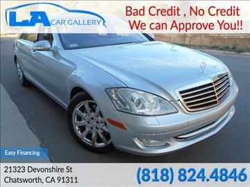 2007 Mercedes-Benz S-Class for sale in Chatsworth, CA